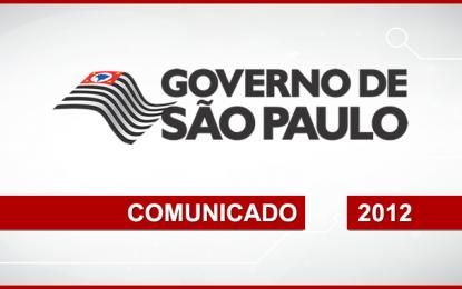 COMUNICADO 75 – Valor Ufesp para 2014