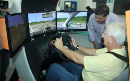 Simulador Veícular – Pesquisa diz que simulador será muito importante para 1° habilitação