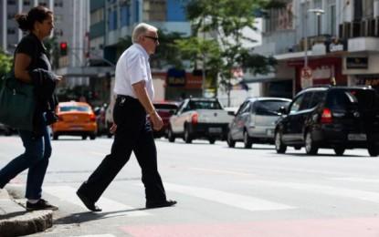 Trânsito – Aparelho aumenta segurança dos Idosos na hora de atravessar a rua