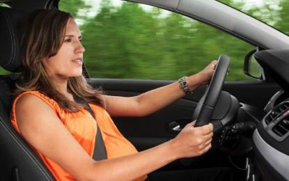 Dirigir Grávida – Grávidas podem dirigir, mas com segurança
