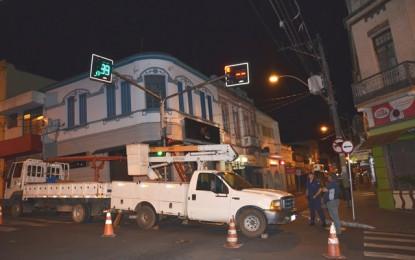 Novos Semáforos – Proposta prevê cronômetros em semáforos próximos às escolas