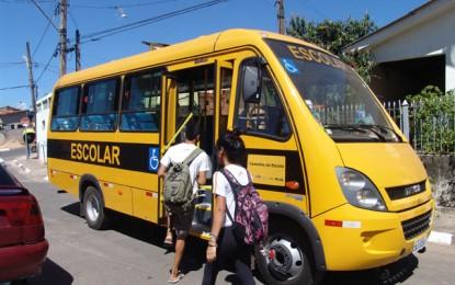 Transporte Escolar – Campanha Nacional por segurança