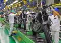 Produção de motos no Brasil acumula queda de 5,2% em 2014