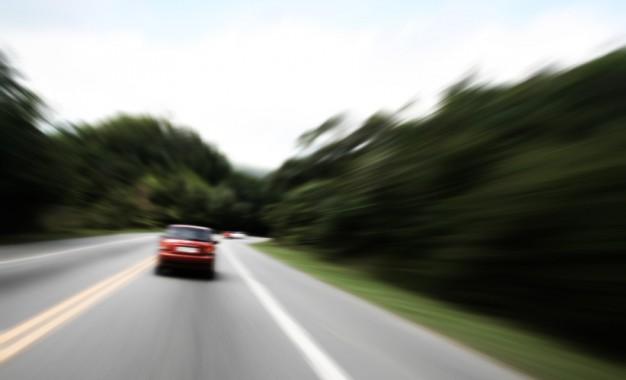 Excesso de velocidade representa 35% das multas no trânsito