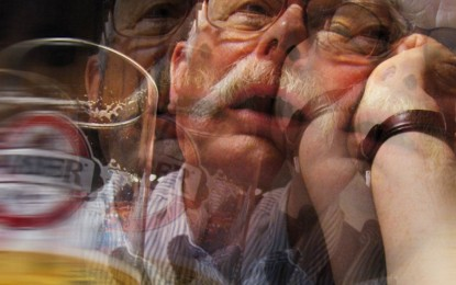 A pressa ao volante e o uso de bebida alcoólica motivam agressões