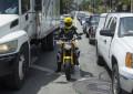 Circulação de motos no corredor é legalizada na Califórnia