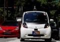 Primeiro táxi sem motorista começa a ser testado em Cingapura