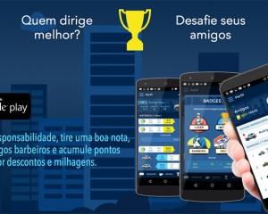 App lança desafio entre usuários que estimula a direção defensiva