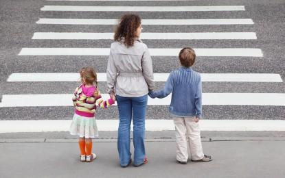 Trânsito continua sendo a principal causa de morte acidental de crianças no Brasil