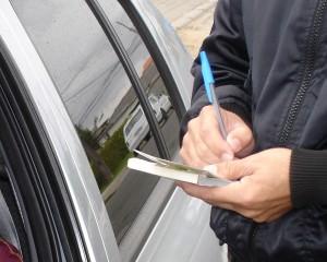 Deputado quer substituir multa de trânsito por serviço comunitário