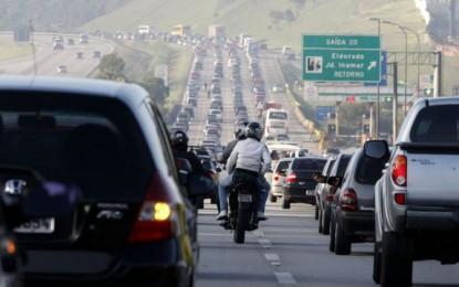 Detran.SP dá dicas de como enfrentar congestionamentos nas estradas