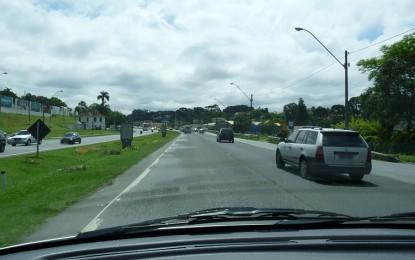 Mortes em rodovias federais caíram 6,8% em 2016