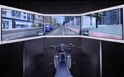 Mais novidades: novo processo de formação de condutores poderá ter simulador para motos