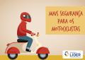 Projeto de Lei quer isentar impostos de itens de segurança para motos