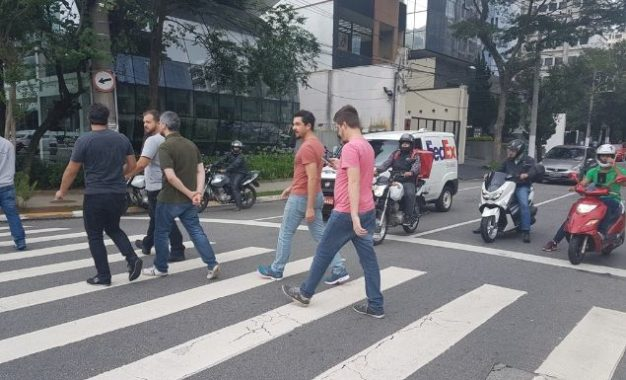 Projeto quer multiplicar multa por desrespeitar pedestre