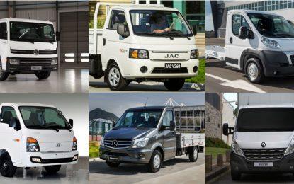 LISTA: veja caminhões que podem ser dirigidos com CNH de carro