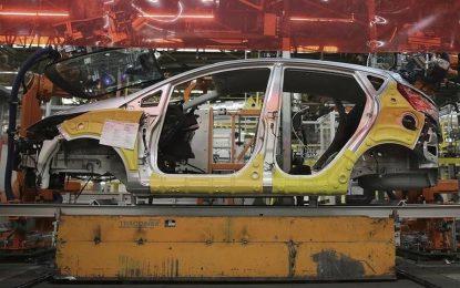 Produção de veículos sobe 9,3% em julho, diz Anfavea