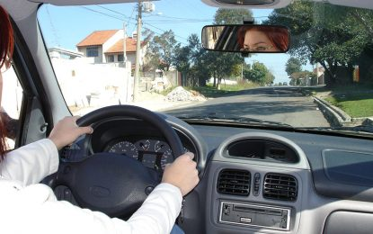 6 hábitos que te tornam um mau motorista