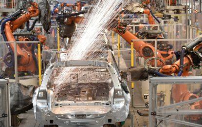 Produção de veículos cai 1,6% em novembro, diz Anfavea