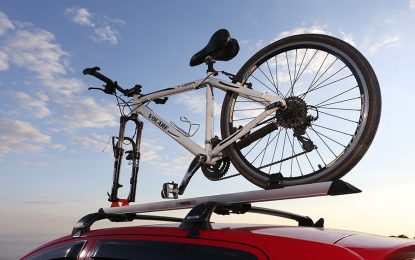 Saiba a melhor maneira de transportar sua bike