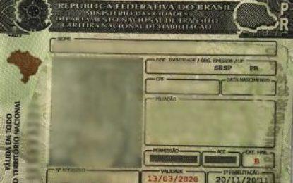 Vai à sanção projeto que retira CNH de contrabandista
