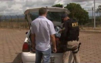 Lei sancionada cassa habilitação de motorista envolvido em contrabando