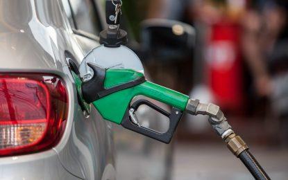 Preço médio da gasolina e do diesel tem alta nos postos, diz ANP