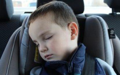 Utilização das cadeirinhas é o único método seguro para o transporte de crianças