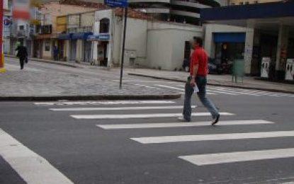 Fiscalização de pedestres e ciclistas é suspensa pelo Contran