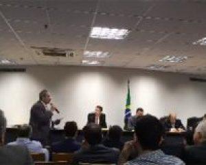 Placa do Mercosul foi tema de reunião consultiva do Denatran