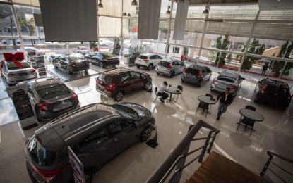 Venda de veículos sobe 21,6% em maio, diz Fenabrave
