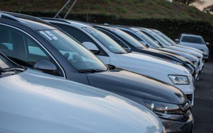 Vendas de veículos seminovos caem 12,5% no 1º semestre