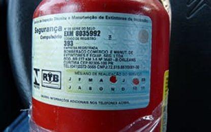 Obrigatoriedade do extintor de incêndio em veículos é discutida no Senado