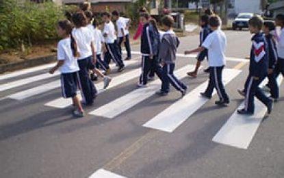 Detran/SP alerta: Educação para o trânsito começa na porta da escola