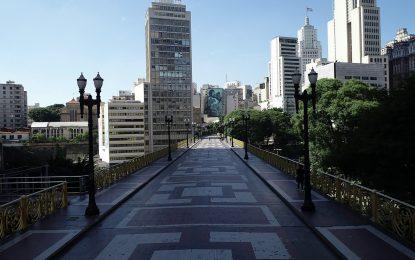 Coronavírus: São Paulo reduz para 40% a frota de ônibus em circulação a partir desta segunda