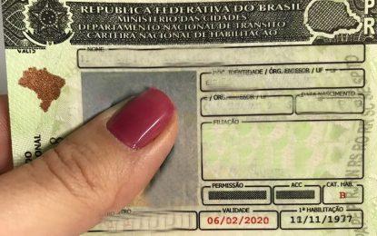 Atualização Covid-19: CNH vencida na pandemia continua válida no Brasil