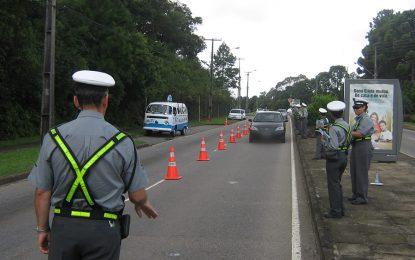 Nova lei de trânsito muda regras para conversão de multa em advertência por escrito