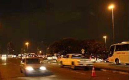 Faixas reversíveis serão reativadas a partir de segunda-feira em São Paulo
