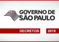 DECRETO Nº 64.665, DE 13 DE DEZEMBRO DE 2019