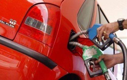 Preço da gasolina fecha com alta de 3,6% em junho